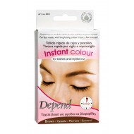 Depend Instant colour brown