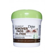 PE Eye make-up remover pads  Oil-free