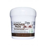 PE Eye make-up remover pads  With oil
